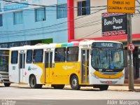 Homem rouba ônibus em garagem e pega passageiro em ponto no Acre