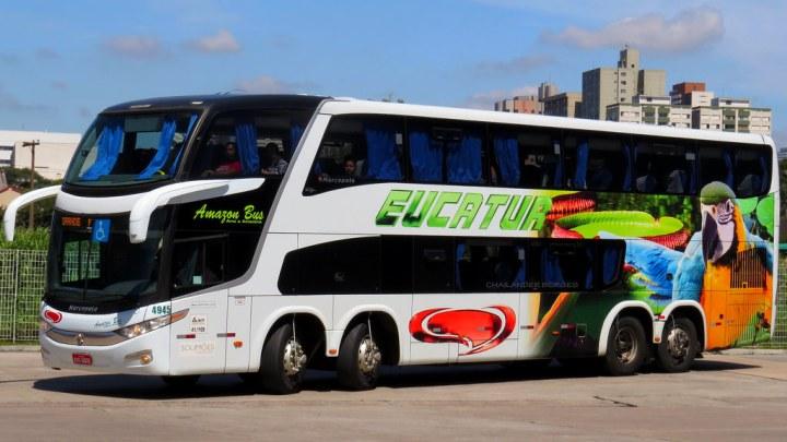 Justiça condena Eucatur por não libera passagem para idoso