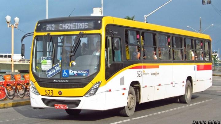 Sensação de violência cresce em Pernambuco e transporte se torna alvo