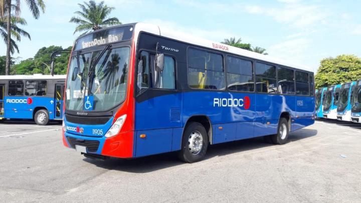 Rio Doce renova parte da frota urbana