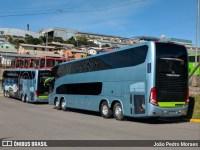 Viação Garcia recebe novos ônibus DD da Marcopolo