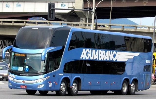 Aguia Branca estuda usar DDs nas linha Duque de Caxias e Nova Iguaçu x São Paulo