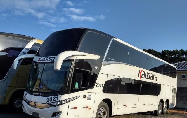 Kaissara/Itapemirim recebe primeiro New G7 1800DD