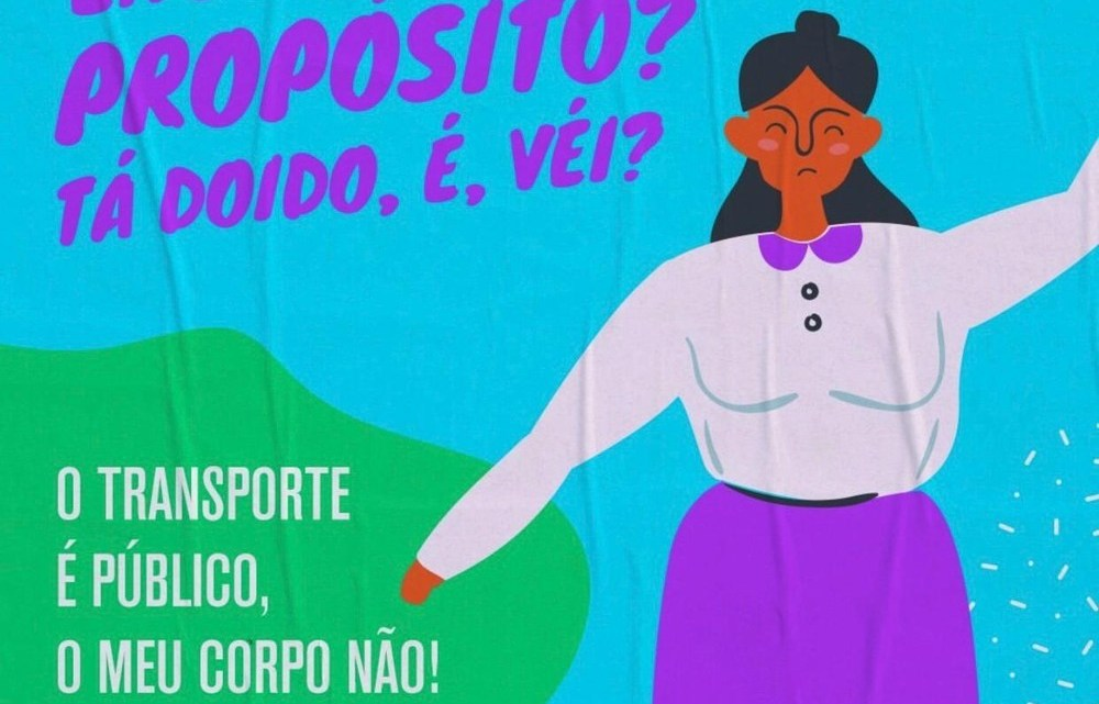 Maceió lança campanha contra assédio nos ônibus