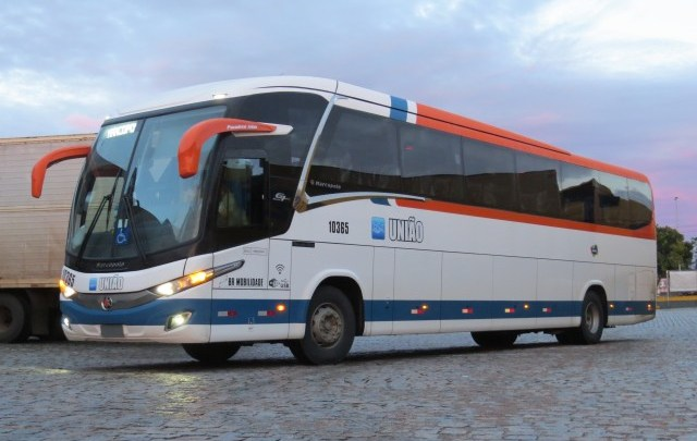 Expresso União renova parte de sua frota com novos ônibus New G7