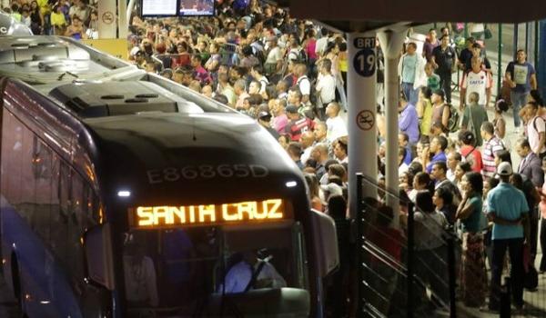 Rio: Prefeitura anuncia nova licitação do BRT, após intervenção