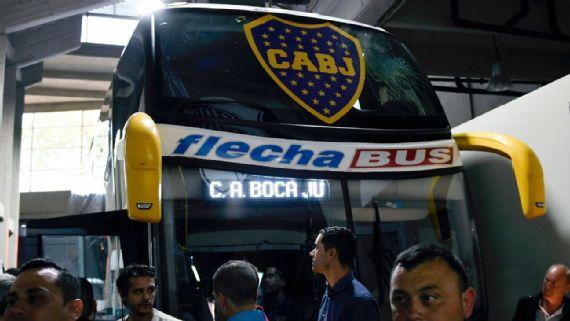 Flecha Bus anuncia ônibus 'Antipedradas' para o Boca Juniors