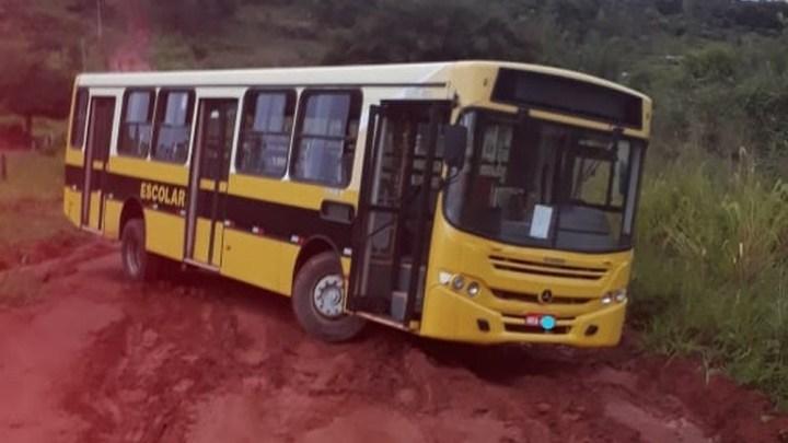Rondônia:  estradas de Nova União são um verdadeiro atoleiro