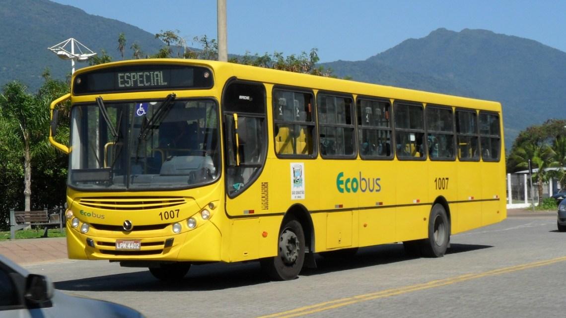 SP: Moradores organizam protesto contra EcoBus em São Sebastião