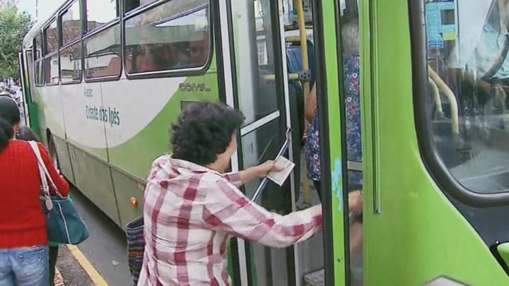 MG: São Sebastião do Paraíso terá que voltar ter cobradores nos ônibus