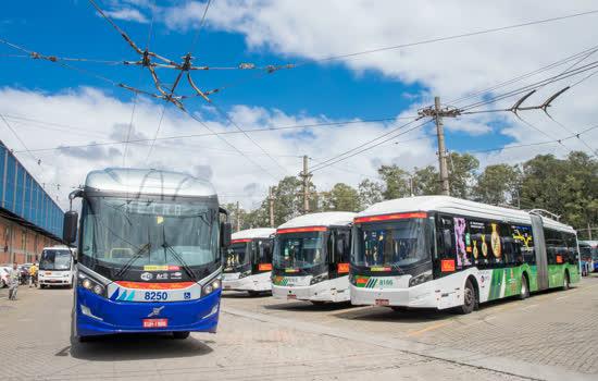SP: EMTU anuncia novos ônibus