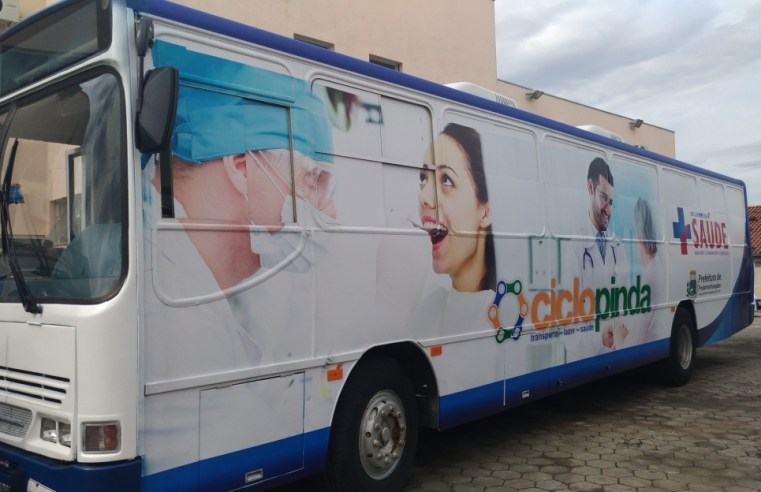 Ônibus da saúde atende zona rural de Pindamonhangaba na próxima semana