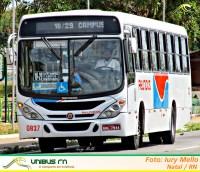 Prefeitura de Natal quer aumentar passagem de ônibus para R$ 3,90