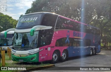 Trans Brasil adquire novo Paradiso New G7 1800 DD 8×2 Mercedes-Benz