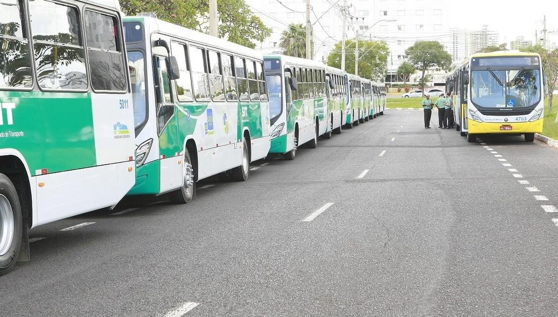 Rio Branco ganha ônibus com ar condicionado em mais três linhas