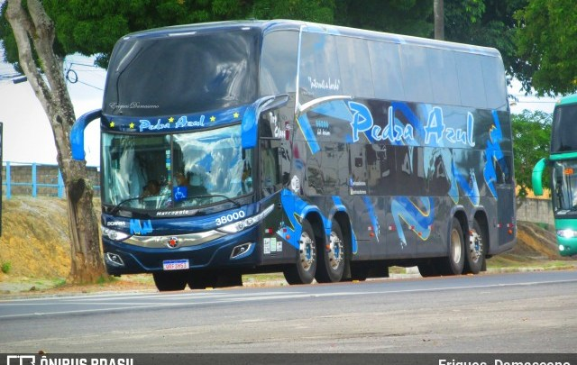 Pedra Azul Turismo aposta no conforto do Paradiso New G7 1800dd Scania