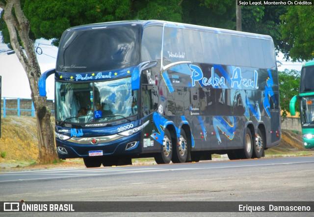Pedra Azul Turismo aposta no conforto do Paradiso New G7 1800dd Scania