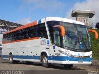 Bandidos assaltam ônibus na BR-365 em Uberlândia