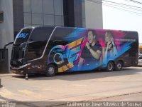 Solange Almeida pede na justiça bloqueio do ônibus da banda Aviões do Forró e indenização de R$ 5 milhões