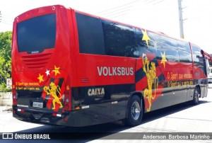 Sport Clube Recife deve penhorar Ônibus em ação trabalhista