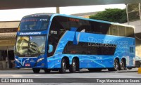 TransNorte chama atenção com seus novos ônibus Double Deck Busscar