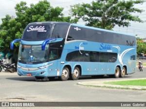 Acidente com ônibus da Satélite Norte atrasa viagem entre Teresina e Fortaleza
