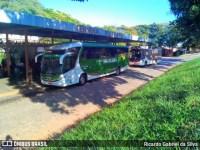 Carro da Expresso Brasileiro faz linha em Minas a serviço da Santa Cruz