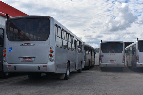 Vitória da Conquista começa receber nova frota de ônibus