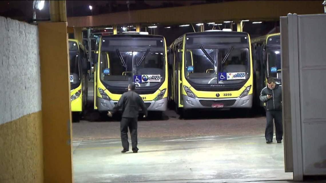 Após acordo salarial, greve é suspensa e ônibus voltam a circular em Guarulhos