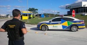 ANTT segue com fiscalização nas principais estradas contra ônibus fretados irregulares
