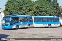Ônibus BRT do Rio atropela e mata ambulante em Vicente de Carvalho na Zona Norte