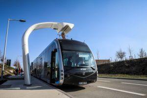 BRT elétrico da Irizar é entregue na França