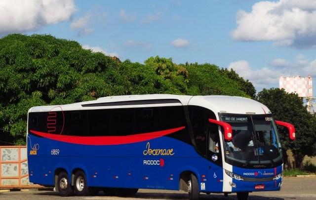 Renovação da Rio Doce com ônibus Comil DD vai brigar com Itapemirim na Rio x Vitória da Conquista