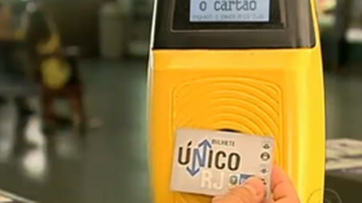 Empresa privada vai administrar Bilhete Único estadual no Rio