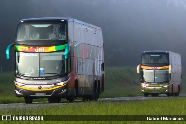 Util recebe mais dois novos Paradiso New G7 1800 Mercedes-Benz