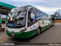 Cuiabá tem novo aumento na tarifa de ônibus urbanos
