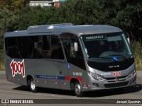 Auto Viação 1001 começa renovar parte de sua frota com ônibus Marcopolo New G7