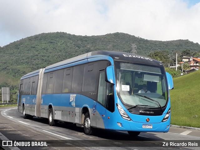 Ônibus do BRT Rio são vendidos para Manaus, crise no Rio está longe de ter fim