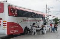 Unidade móvel do Hemocentro de Campos, RJ, estará em São João da Barra
