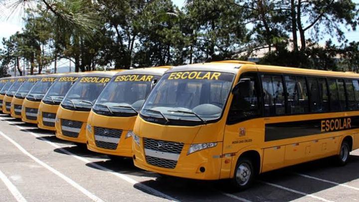 Vândalos danificam 20 ônibus escolares em Mogi das Cruzes