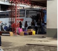 ANTT apreende ônibus irregular no interior da Bahia