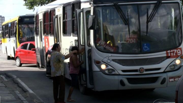 Empresas de ônibus de Maceió alegam prejuízo de mais de R$ 3 milhões