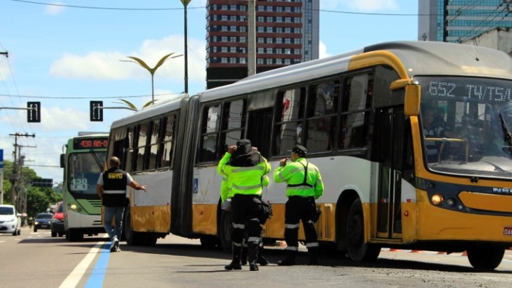 Prefeitura de Manaus muda linhas de ônibus para atende evento Marcha para Jesus