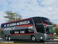 Expresso Marly aposta no Paradiso New G7 DD para operação da linha Aparecida de Goiânia x Brasília