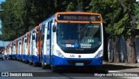 MT: União Transporte renova parte da frota com 20 novos ônibus Torino S
