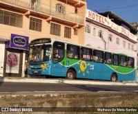 Manifestantes acabam presos por esvaziar pneus de ônibus no Espírito Santo