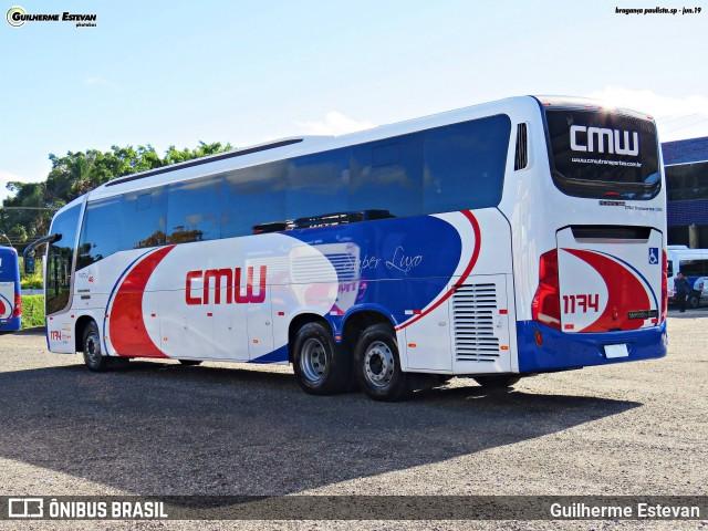 CMW Renova parte de sua frota com novos ônibus Busscar