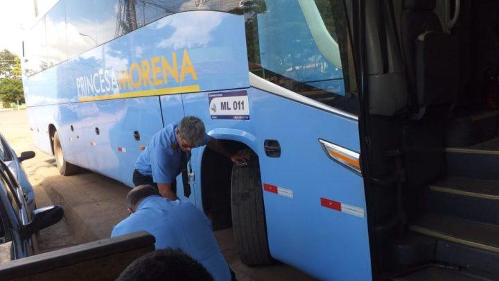 Com manutenção precária ônibus da Princesa Morena é alvo de reclamações no Pará