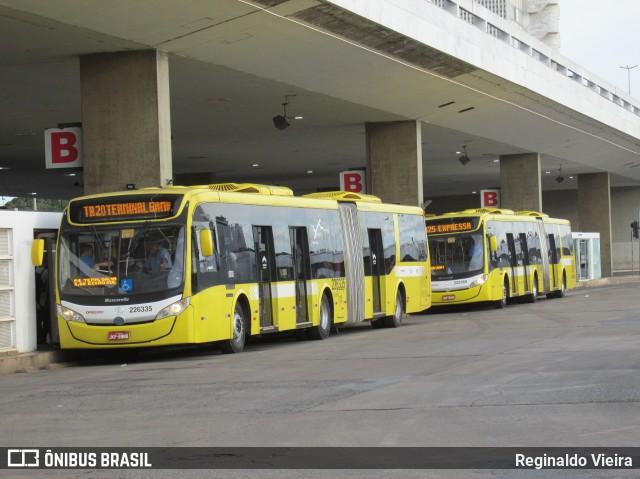 Brasília terá paralisação de ônibus nesta sexta-feira 14