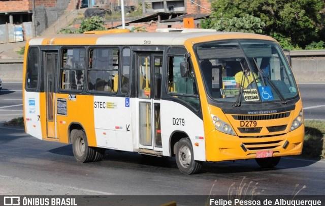 Salvador possui diversos ônibus amarelinhos vandalizados nesta sexta-feira 14